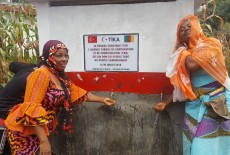 TİKA Offers Support to Water Problem in Cameroon