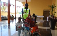 TİKA Provides Wheelchair Support to Comoros