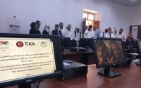"""""""تيكا"""" تفتتح مركزًا لتعليم الحاسوب في يفرن الليبية"""