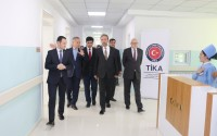 TİKA Continues to Implement Healthcare Projects