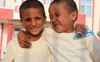TİKA Put a Smile on the Faces of Orphans in Afghanistan