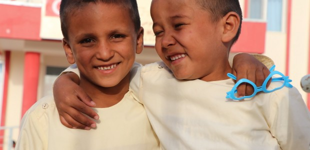 TİKA Put a Smile on the Faces of Orphans in Afghanistan  - 1