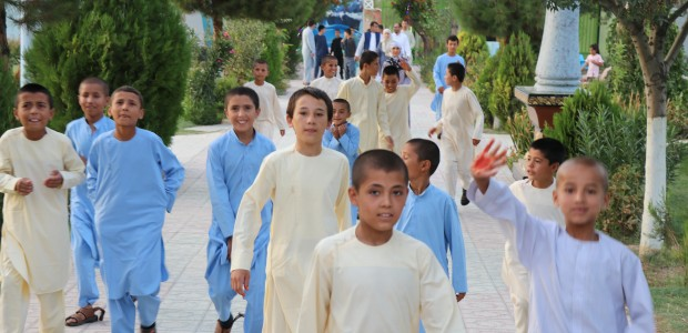 TİKA Put a Smile on the Faces of Orphans in Afghanistan  - 3