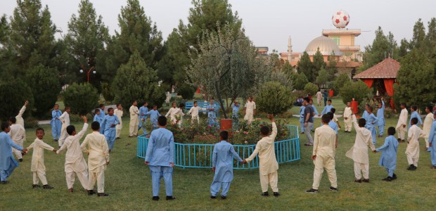 TİKA Put a Smile on the Faces of Orphans in Afghanistan  - 4