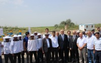 Support from TİKA to Cocuq Mercanli that Broke Free from the Occupation