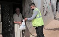 TİKA Kurban Bayramında Filistin Halkının Yanında