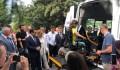 TİKA'dan Makedonya'daki Engelli Hastalara Nakil Aracı  - 1