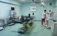 Another Healthcare Service in Romania by TİKA