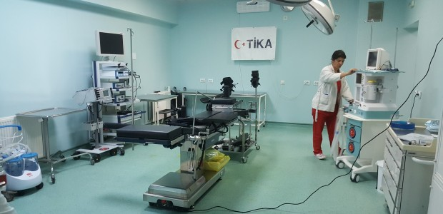 Another Healthcare Service in Romania by TİKA  - 1