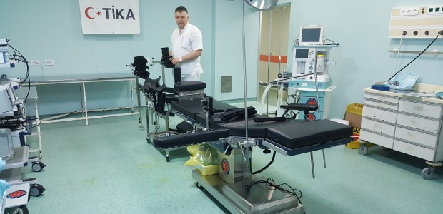 Another Healthcare Service in Romania by TİKA  - 3