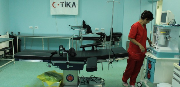 Another Healthcare Service in Romania by TİKA  - 4