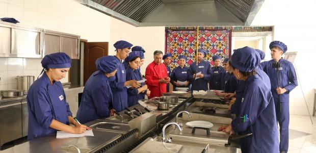 Tourism Education in Tajikistan by TİKA  - 3