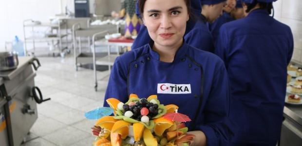 Tourism Education in Tajikistan by TİKA  - 1