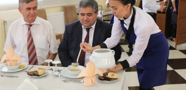 Tourism Education in Tajikistan by TİKA  - 4