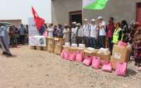 Health Assistance from Young TİKA Volunteers to Villages in Djibouti