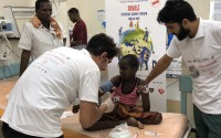 TİKA's Volunteer Ambassadors Offered Remedy to Patients in Somalia