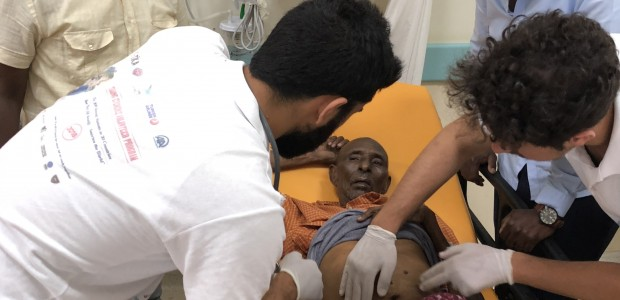TİKA's Volunteer Ambassadors Offered Remedy to Patients in Somalia - 2