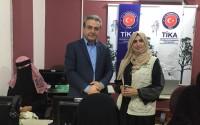 TİKA Offers Support to Family Development Center in Yemen