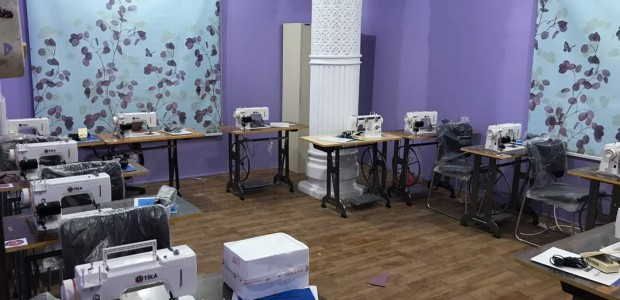 TİKA Offers Support to Family Development Center in Yemen  - 4