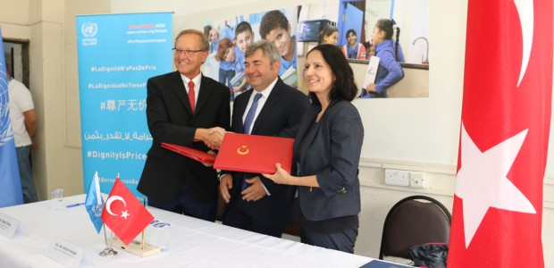 Education Support from TİKA to Palestinian Refugees in Jordan  - 2