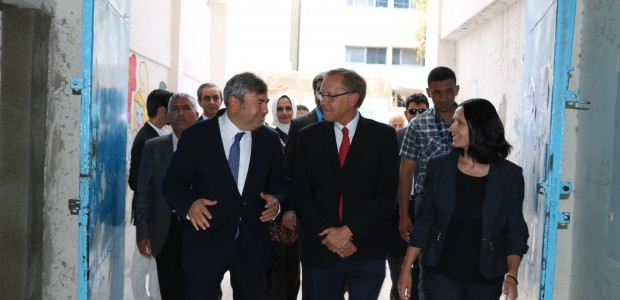 Education Support from TİKA to Palestinian Refugees in Jordan  - 3