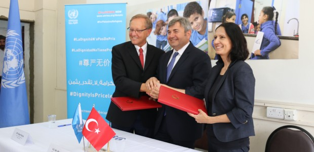 Education Support from TİKA to Palestinian Refugees in Jordan  - 4