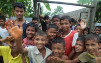TİKA Continues to Stand by Rohingya Muslims