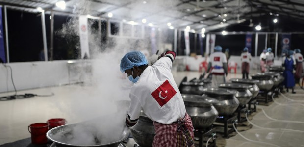 TİKA Continues to Stand by Rohingya Muslims - 2
