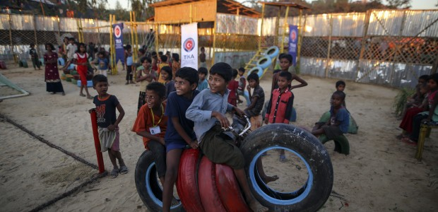 TİKA Continues to Stand by Rohingya Muslims - 4