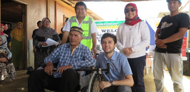 TİKA Supports Elderly and Disabled People in the Philippines - 2