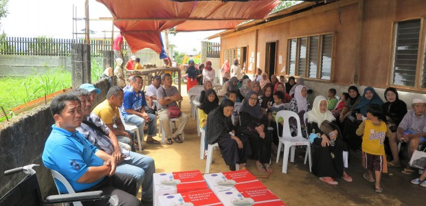 TİKA Supports Elderly and Disabled People in the Philippines - 3