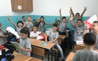 TİKA Supports Palestinian Students in Occupied East Jerusalem