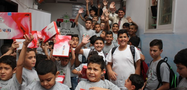 TİKA Supports Palestinian Students in Occupied East Jerusalem - 2