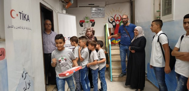 TİKA Supports Palestinian Students in Occupied East Jerusalem - 3