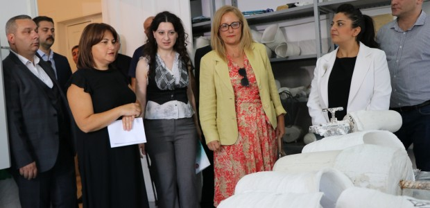 TİKA Provides Prosthetic Machinery to People with Disabilities in Georgia  - 3
