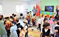 """افتتاح روضة للأطفال في الجبل الأسود من قبل """"تيكا"""" التركية"""