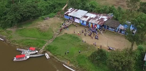 TİKA Provides Boats to Colombian Students  - 6