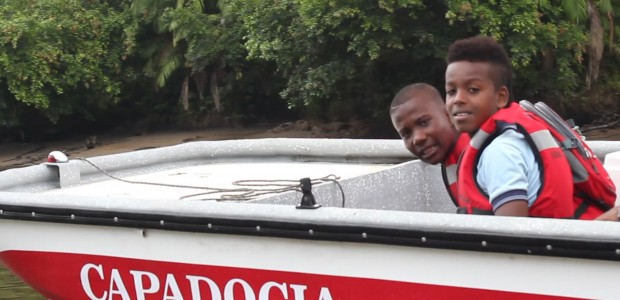 TİKA Provides Boats to Colombian Students  - 3