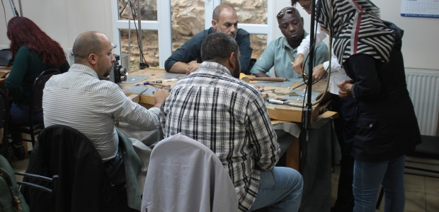 TİKA Provides Vocational Training for Libyan Teachers - 4