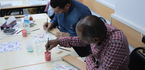 TİKA Provides Vocational Training for Libyan Teachers - 3