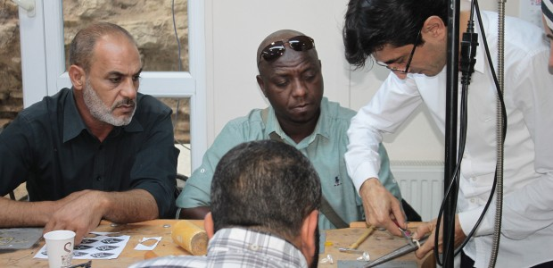 TİKA Provides Vocational Training for Libyan Teachers - 1