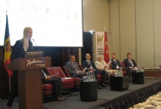 TİKA'dan Türkiye–Moldova Ekonomik İşbirliğini Geliştirme Sempozyumuna Destek