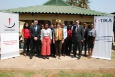 TİKA'dan Mozambik Yargısına Altyapı Desteği