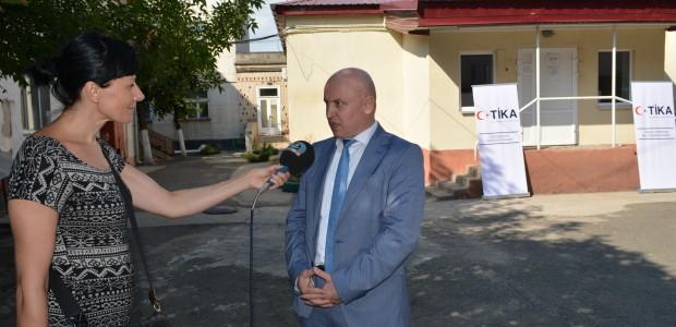 TİKA'dan Ukrayna'ya Sağlık Desteği   - 2