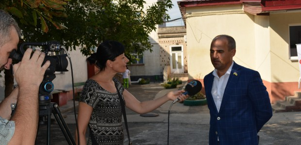 TİKA'dan Ukrayna'ya Sağlık Desteği   - 3