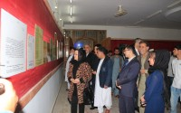 """""""The Story of Turkey Afghanistan Friendship through Historical Documents"""" Exhibition by TİKA"""