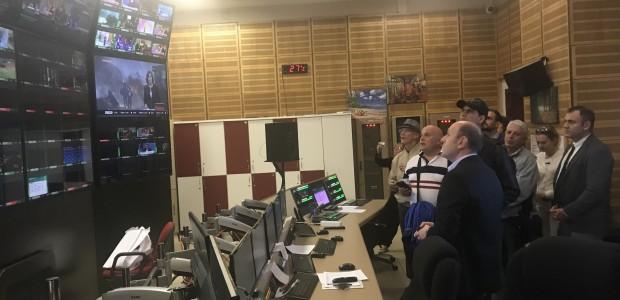 TİKA'dan Küba Radyo ve Televizyon Kurumu'na Eğitim Desteği - 1