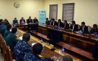 Tunus ve Özbekistan Polislerine Güvenli Sürüş Eğitimi
