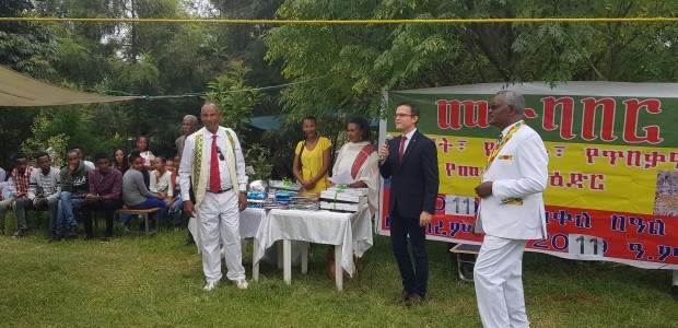 TİKA Supports University Students in Ethiopia  - 1
