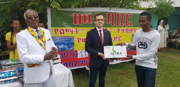 TİKA Supports University Students in Ethiopia  - 2